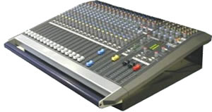 ALLEN&HEATH PA20<br>Микшерный пульт
