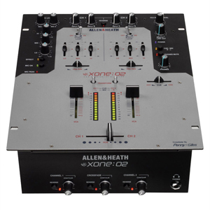 Allen & Heath XONE:02<br>Scratch микшер