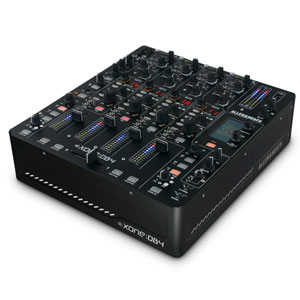 Allen & Heath XONE:DB4<br>Цифровой DJ микшер
